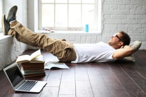 Apprendre chez soi tranquillement en elearning